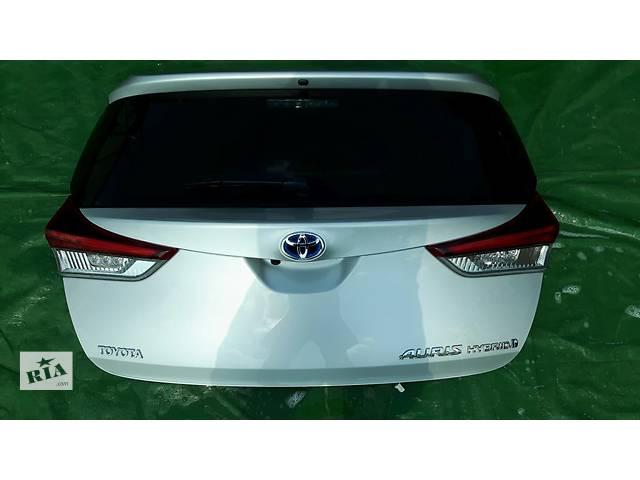 купить бу Б/у крышка багажника для легкового авто Toyota Auris HATCHBACK в Ровно