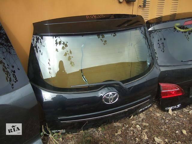 купить бу Б/у крышка багажника для легкового авто Toyota Auris в Ровно