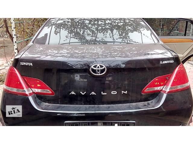 бу Б/у крышка багажника для легкового авто Toyota Avalon в Одессе