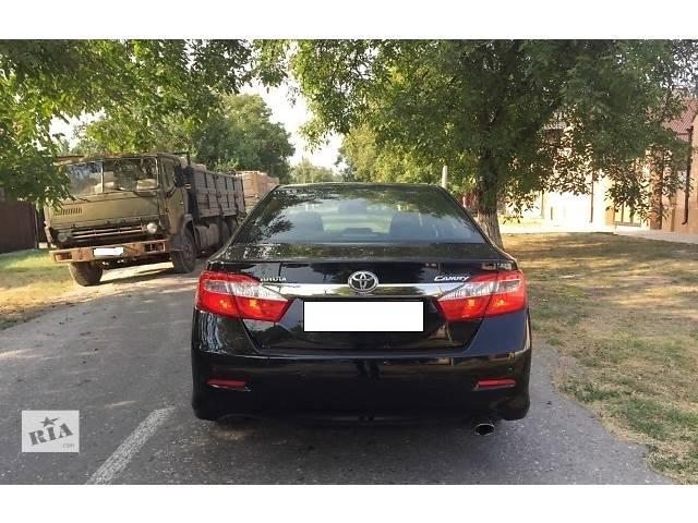 бу Б/у крышка багажника для легкового авто Toyota Camry 50 55 в Киеве