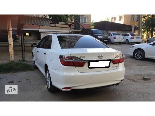 Б/у крышка багажника для легкового авто Toyota Camry 50 55- объявление о продаже  в Киеве