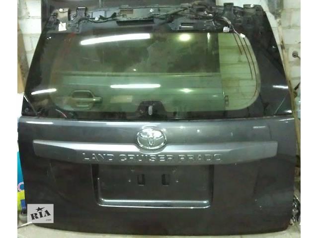 Б/у крышка багажника для легкового авто Toyota Land Cruiser Prado 150- объявление о продаже  в Чугуеве