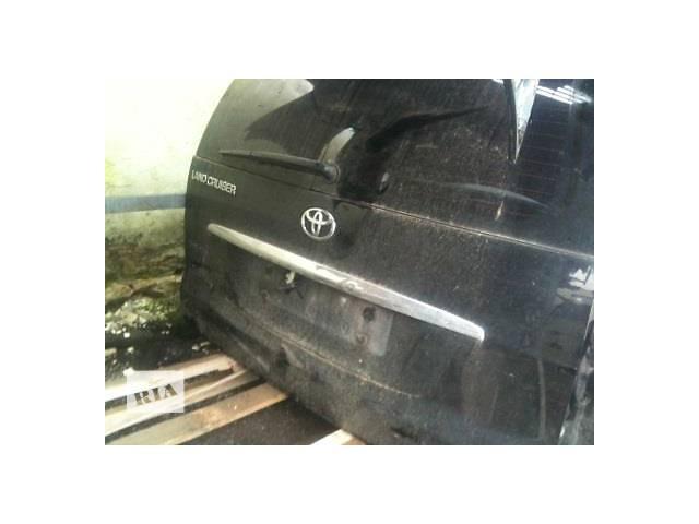 купить бу Б/у крышка багажника для легкового авто Toyota Land Cruiser Prado 150 в Ровно