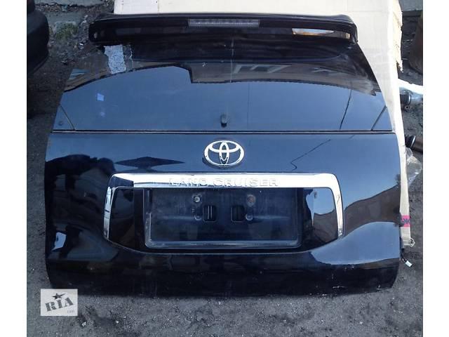 продам Б/у крышка багажника для легкового авто Toyota Land Cruiser Prado 150 бу в Киеве