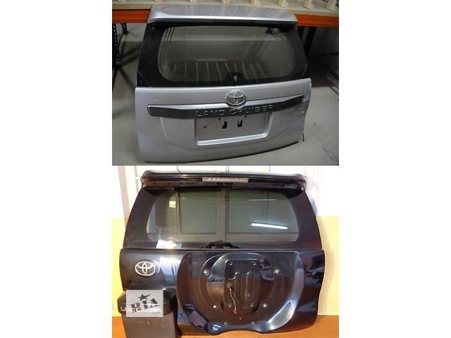 Б/у крышка багажника для легкового авто Toyota Land Cruiser- объявление о продаже  в Львове
