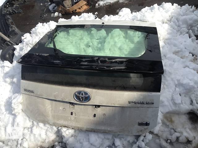 Б/у крышка багажника для легкового авто Toyota Prius- объявление о продаже  в Ровно