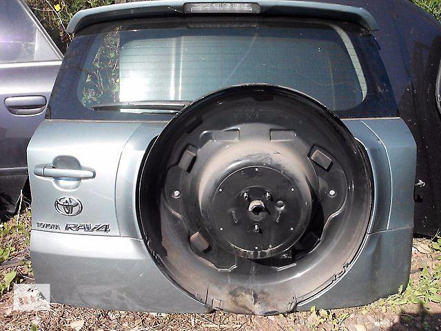 продам Б/у крышка багажника для легкового авто Toyota Rav 4 2008 бу в Киеве