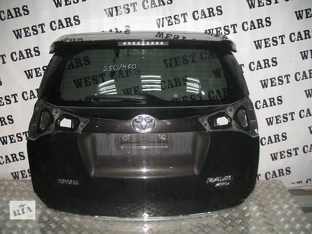 Б/у крышка багажника для легкового авто Toyota Rav 4- объявление о продаже  в Луцке