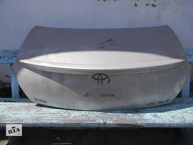 бу Б/у Крышка багажника для легкового авто Toyota Solara 2003,2004,2005,2006,2007,2008,2009 в Одессе
