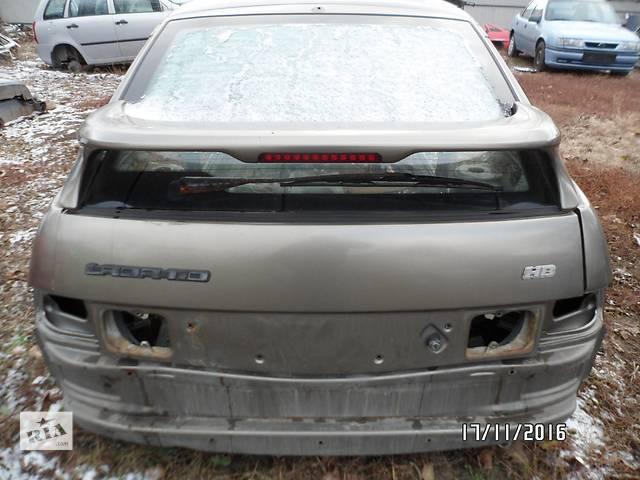 бу Б/у крышка багажника для легкового авто ВАЗ 2112 в Умани