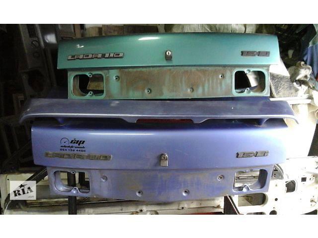 продам Б/у крышка багажника для легкового авто ВАЗ2110 бу в Новом Роздоле