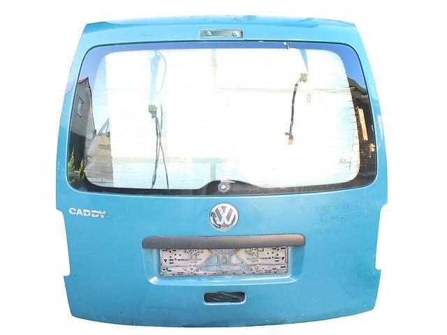 купить бу Б/у крышка багажника для легкового авто Volkswagen Caddy в Ковеле