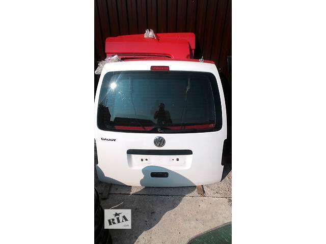 бу Б/у крышка багажника для легкового авто Volkswagen Caddy в Яворове