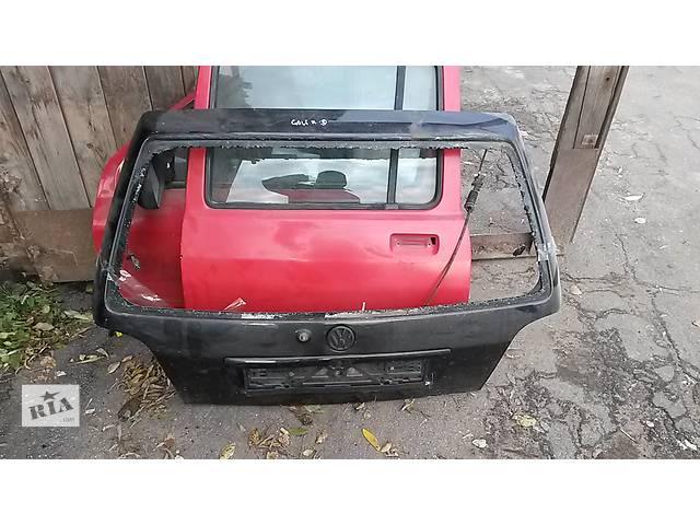 бу Б/у крышка багажника для легкового авто Volkswagen Golf III в Бучаче