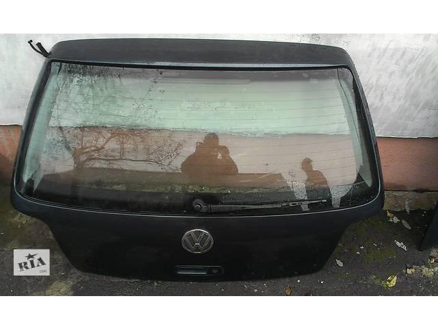 продам Б/у крышка багажника для легкового авто Volkswagen Golf IV бу в Ковеле