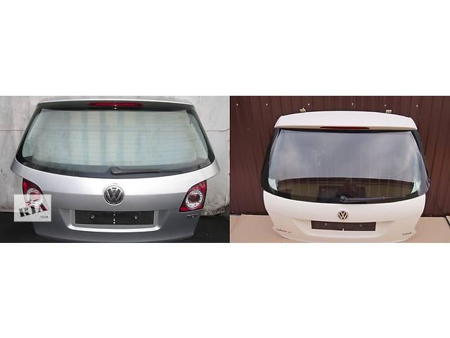 продам Б/у крышка багажника для легкового авто Volkswagen Golf V бу в Львове