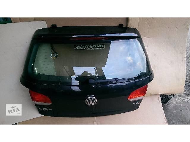 Б/у крышка багажника для легкового авто Volkswagen Golf VI- объявление о продаже  в Пустомытах (Львовской обл.)