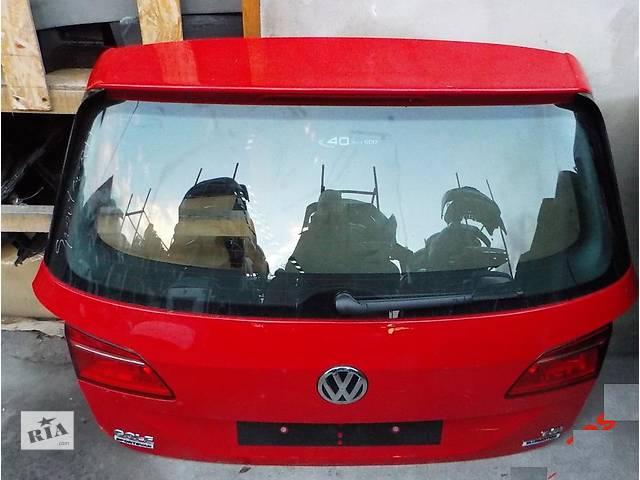 Б/у крышка багажника для легкового авто Volkswagen Golf VII Plus- объявление о продаже  в Львове