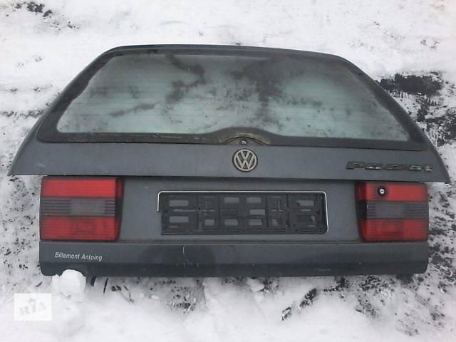 бу Б/у крышка багажника для легкового авто Volkswagen Passat B4 в Луцке