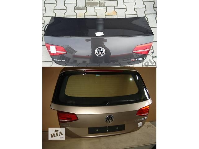 продам Б/у крышка багажника для легкового авто Volkswagen Passat B8 бу в Львове