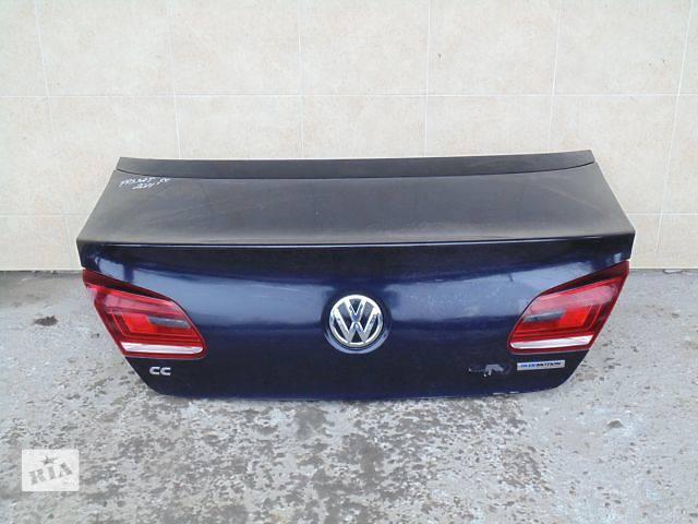 Б/у крышка багажника для легкового авто Volkswagen Passat CC- объявление о продаже  в Львове
