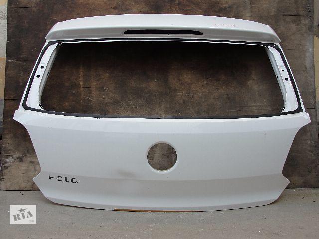 бу Б/у крышка багажника для легкового авто Volkswagen Polo ДЕШЕВО В НАЛИЧИИ!!! в Львове