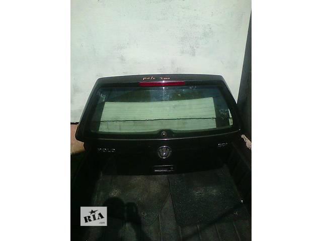бу Б/у крышка багажника для легкового авто Volkswagen Polo в Ковеле