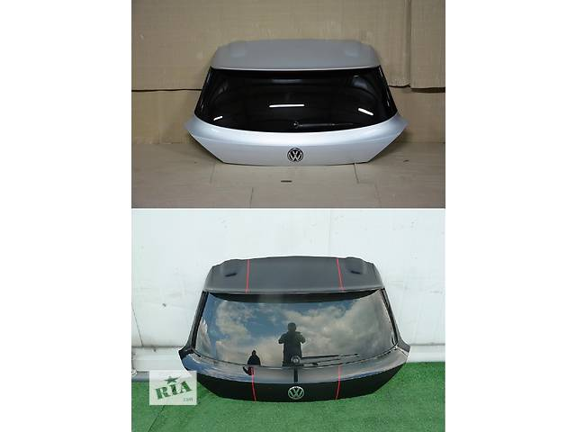 продам Б/у крышка багажника для легкового авто Volkswagen Scirocco бу в Львове