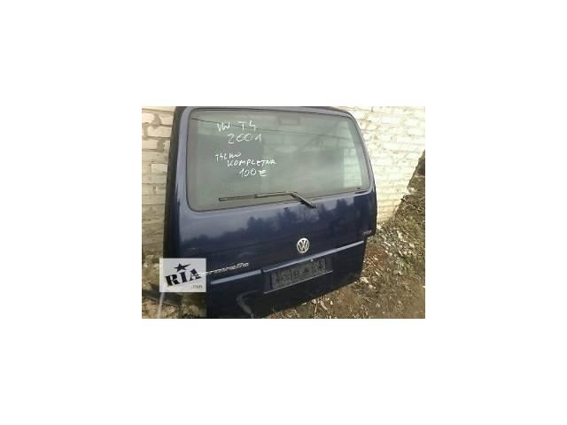 продам Б/у крышка багажника для легкового авто Volkswagen T4 (Transporter) бу в Луцке