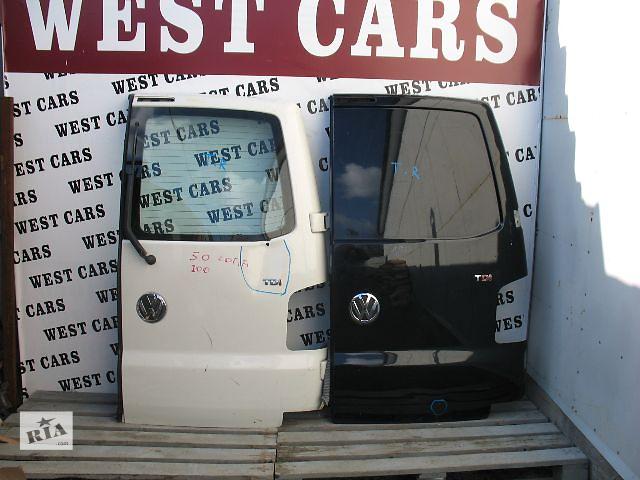 продам Б/у крышка багажника для легкового авто Volkswagen T5 (Transporter) бу в Луцке