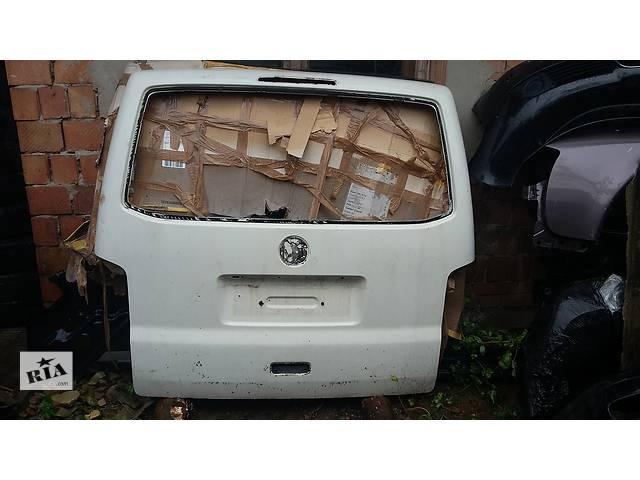 бу Б/у крышка багажника для легкового авто Volkswagen T5 (Transporter) в Баре