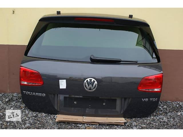 Б/у крышка багажника для легкового авто Volkswagen Touareg 7p 10-- объявление о продаже  в Львове