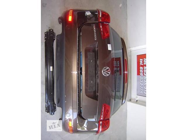 бу Б/у крышка багажника для легкового авто Volkswagen Touareg в Одессе