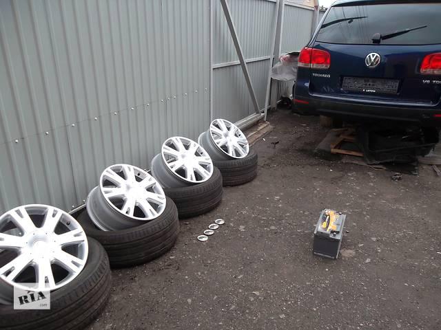Б/у крышка багажника для легкового авто Volkswagen Touareg- объявление о продаже  в Сумах