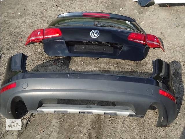 Б/у кришка багажника для легкового авто Volkswagen Touareg- объявление о продаже  в Луцке