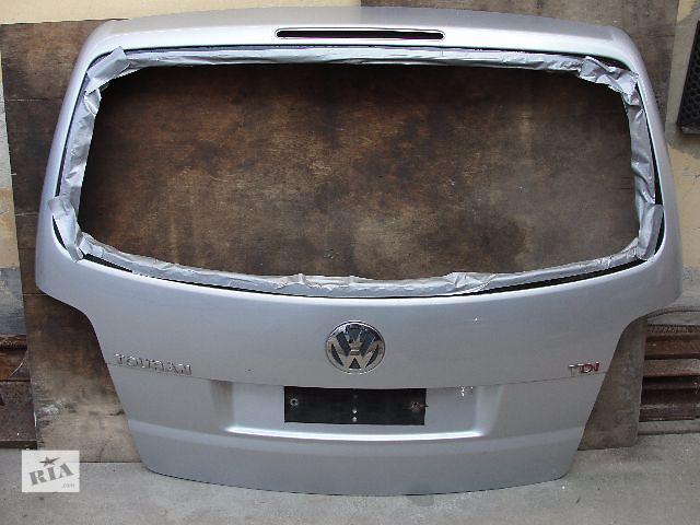 продам Б/у крышка багажника для легкового авто Volkswagen Touran В НАЛИЧИИ!!!! бу в Львове