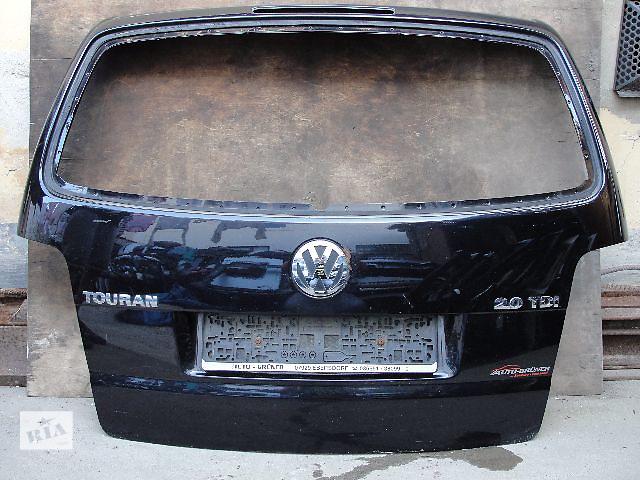 продам Б/у крышка багажника для легкового авто Volkswagen Touran ДЕШЕВО В НАЯВНОСТІ!!! бу в Львове