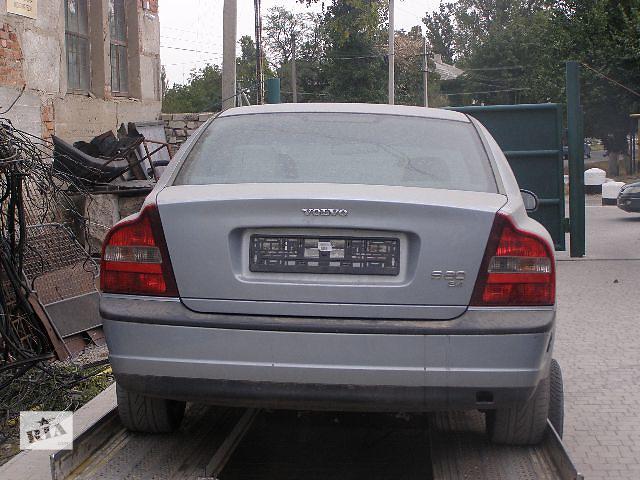 бу Б/у крышка багажника для легкового авто Volvo S80 в Новой Каховке