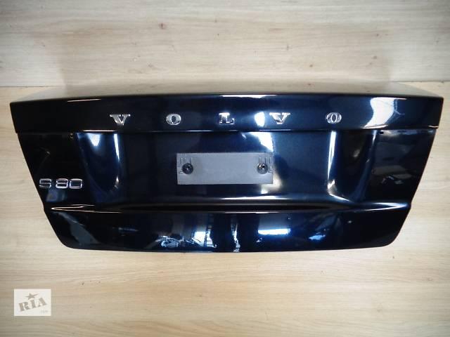 продам Б/у крышка багажника для легкового авто Volvo S80 бу в Львове