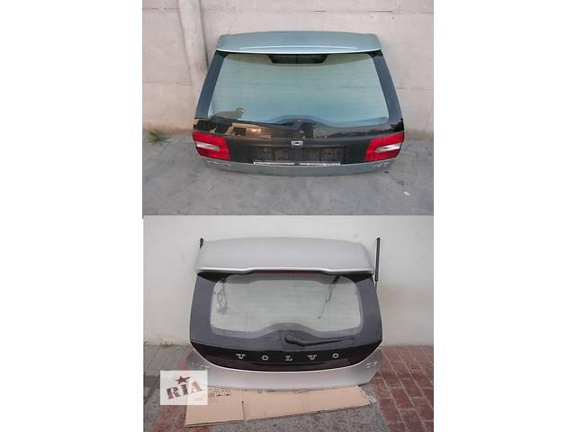 бу Б/у крышка багажника для легкового авто Volvo V40 в Львове