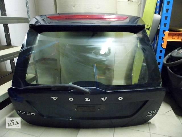 Б/у крышка багажника для легкового авто Volvo XC60- объявление о продаже  в Львове