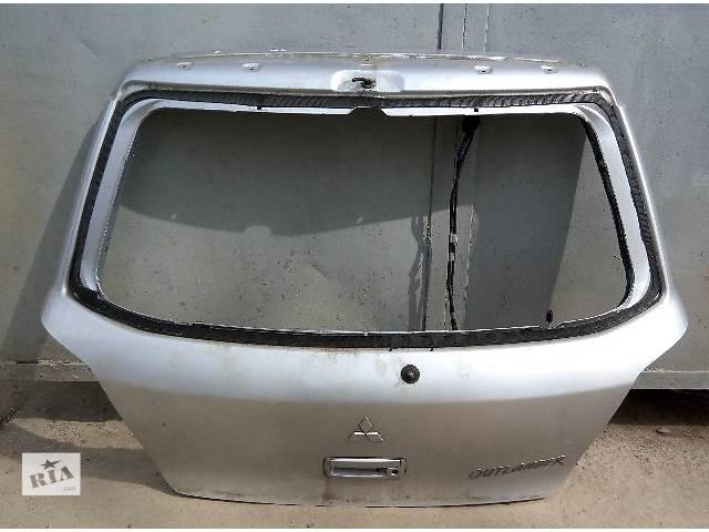 бу Б/у крышка багажника для Mitsubishi Outlander 2006 в Одессе