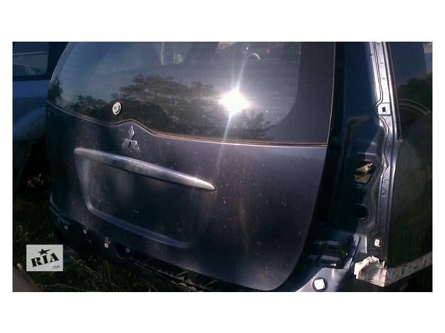 купить бу Б/у крышка багажника для минивена Mitsubishi Grandis 2007 в Киеве