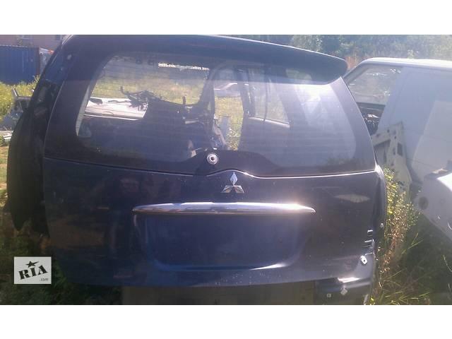 продам Б/у крышка багажника MN 186428 для минивена Mitsubishi Grandis 2007г бу в Николаеве