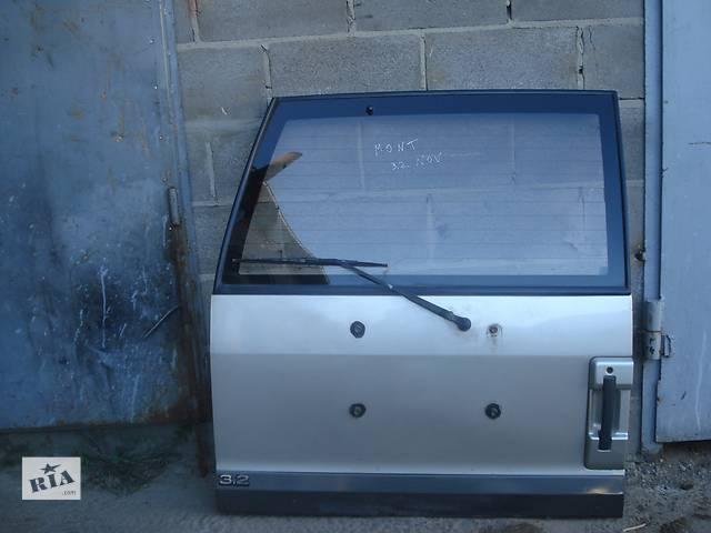 купить бу Б/у крышка багажника для Opel Frontera Monterey, Nissan Patrol, Mitsubishi Pajero Outlander, Hyundai Galloper  в Ровно
