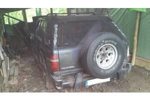 б/у Крышки багажника Opel Frontera