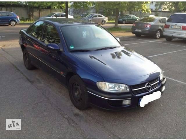 бу Б/у крышка багажника для Opel Omega B, С -  седан, универсал, Opel Vectra B хэтчбек (Опель) в Ровно