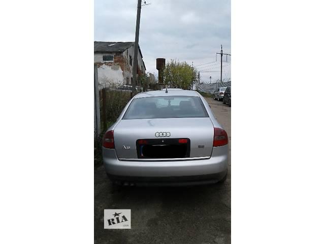 купить бу Б/у крышка багажника для седана Audi A6 в Львове