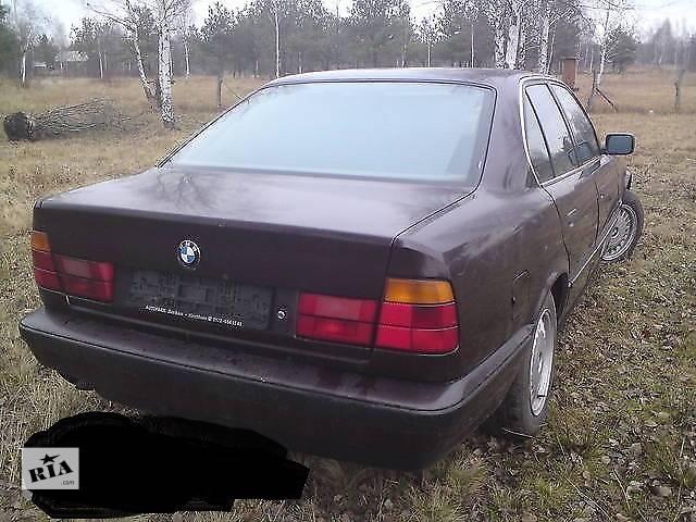 бу Б/у крышка багажника для седана BMW 5 Series в Стрые