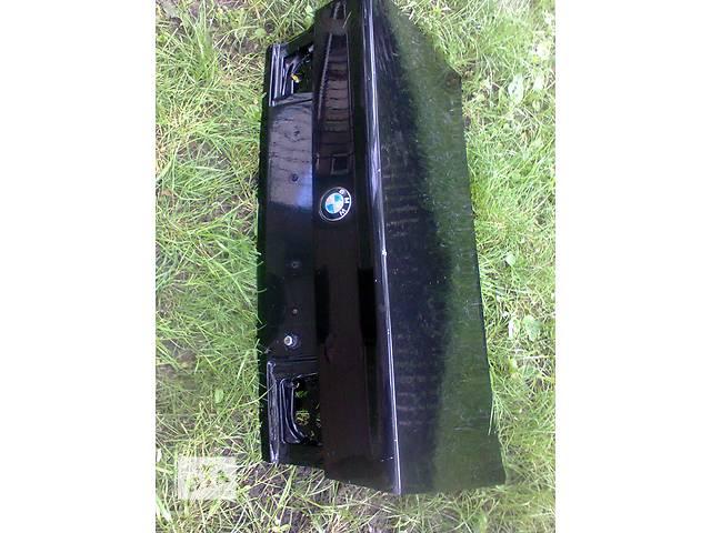 Б/у крышка багажника для седана BMW 520- объявление о продаже  в Каменке (Черкасской обл.)